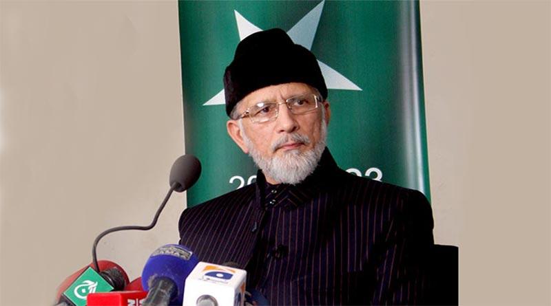 Media central to construction of a democratic society: Dr Tahir-ul-Qadri