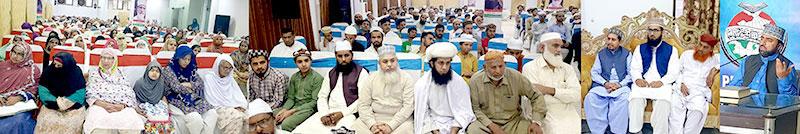 منہاج القرآن کے زیر اہتمام ملک بھر میں دروس عرفان القرآن کا سلسلہ جاری