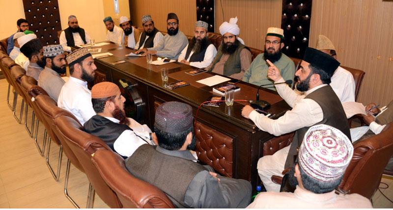 حکومت آئمہ مساجد کی مراعات کو قومی بجٹ میں شامل کرے: علامہ میر آصف اکبر