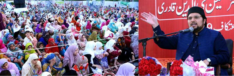 سوسائٹی کو تعلیم یافتہ، دین دار خواتین سکالرز کی ضرورت ہے: ڈاکٹر حسین محی الدین