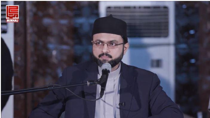 انسان کی کامیابی میں خوف و رجاء کا کردار: ڈاکٹر حسن محی الدین قادری کا شہراعتکاف میں خطاب