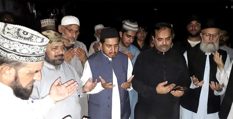 نصیر احمد صدیقی منہاجین انتقال کر گئے