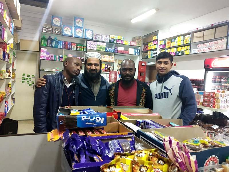منہاج القرآن انٹرنیشنل جنوبی افریقہ کی دعوت پر عیسائی نوجوان کا قبول اسلام