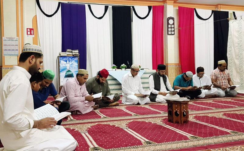 منہاج القرآن انٹرنیشنل کارپی کے زیراہتمام شہدائے ماڈل ٹاؤن کیلئے دعائیہ تقریب
