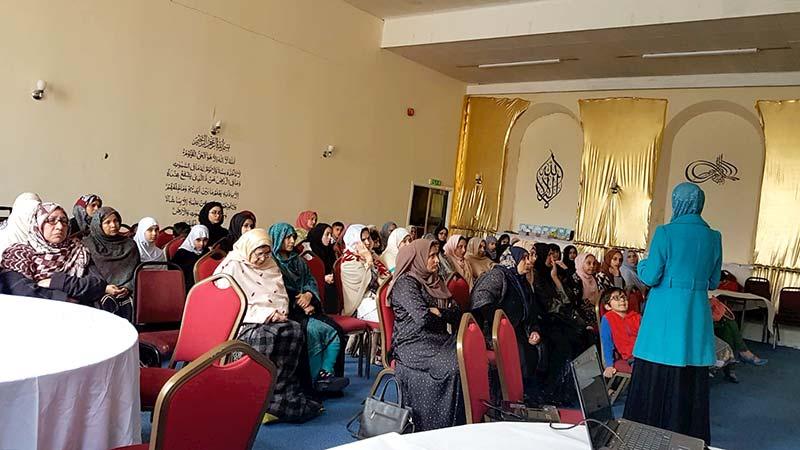 MWL (Burnley) holds pre-Ramadan gathering