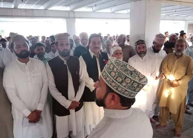 تحریک منہاج القرآن گجرات کے ناظم ساجد محمود قادری انتقال کر گئے
