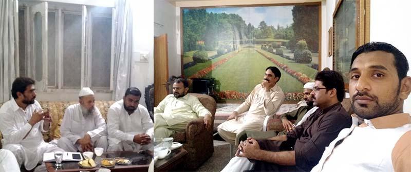 پاکستان عوامی تحریک پتوکی کا اجلاس