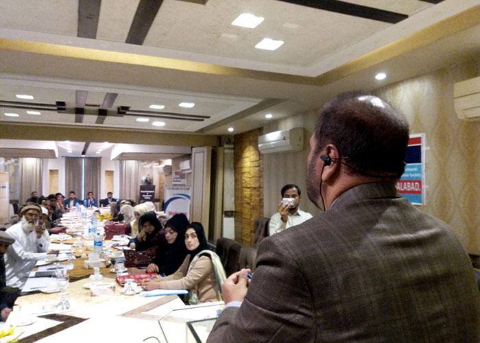 منہاج ایجوکیشن سوسائٹی کے زیر اہتمام پرنسپلز کی ٹریننگ ورکشاپ