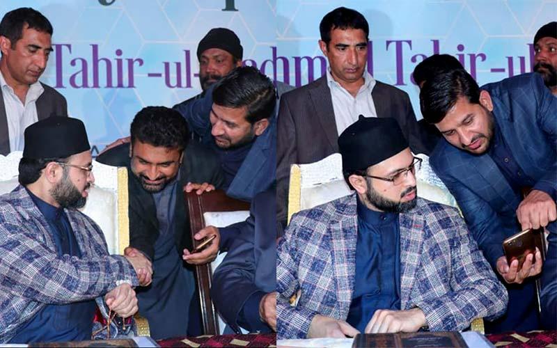 منہاج یوتھ لیگ کی فیصل آباد میں منعقدہ قرآنی انسائیکلوپیڈیا تقریب میں شرکت
