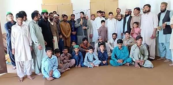 منہاج القرآن یوتھ لیگ عیسی خیل میانوالی کے زیراہتمام تنظیمی و تربیتی کیمپ