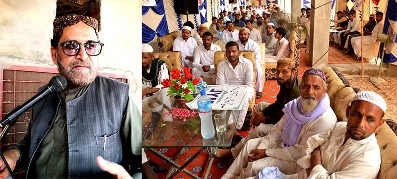 تحریک منہاج القرآن لودھراں کا ورکرز کنونشن