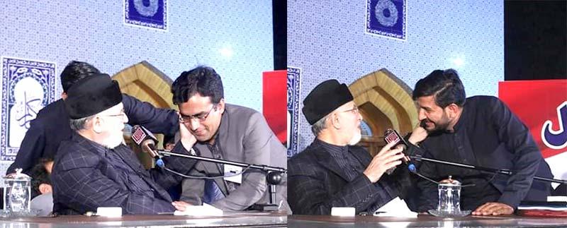 شیخ الاسلام ڈاکٹر محمد طاہرالقادری کی منہاج یوتھ لیگ ٹیم کو مبارکباد