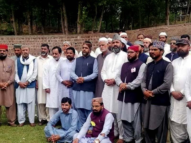 تحریک منہاج القرآن شمالی زون کے ضلعی و تحصیلی ذمہ داران کا مری میں دو روزہ کیمپ