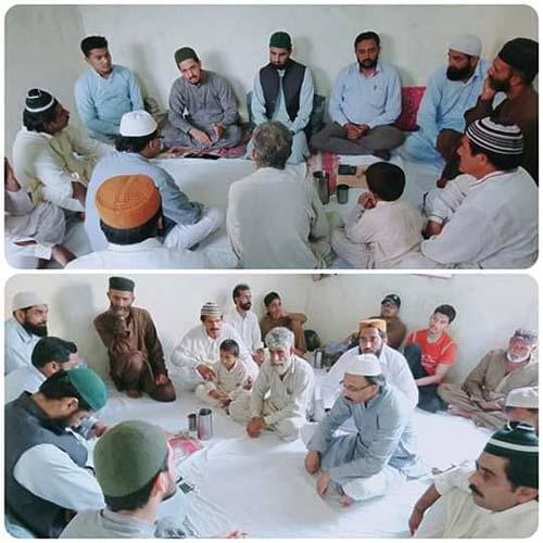 منہاج یوتھ لیگ شاہ فیصل ٹاؤن کراچی کے زیراہتمام حلقہ درود