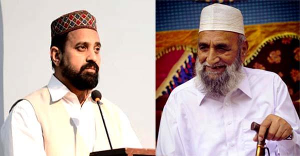 Dr Tahir-ul-Qadri expresses his grief on the death of Dr Naeem Anwar Naumani's father