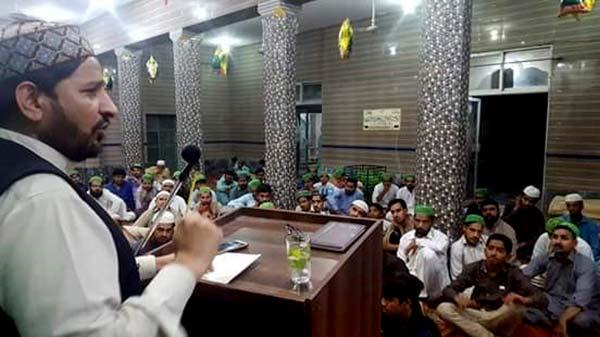منہاج یوتھ لیگ راجہ جنگ قصور کے زیراہتمام تربیتی نشست