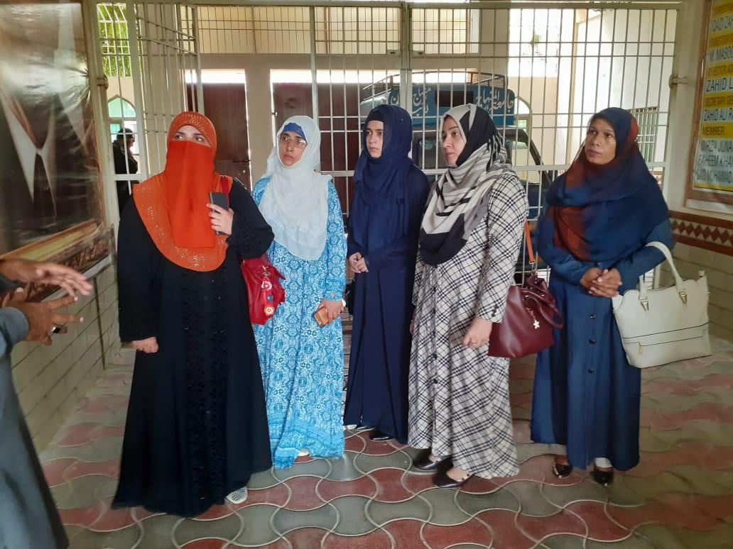 MWL delegation visits Karachi