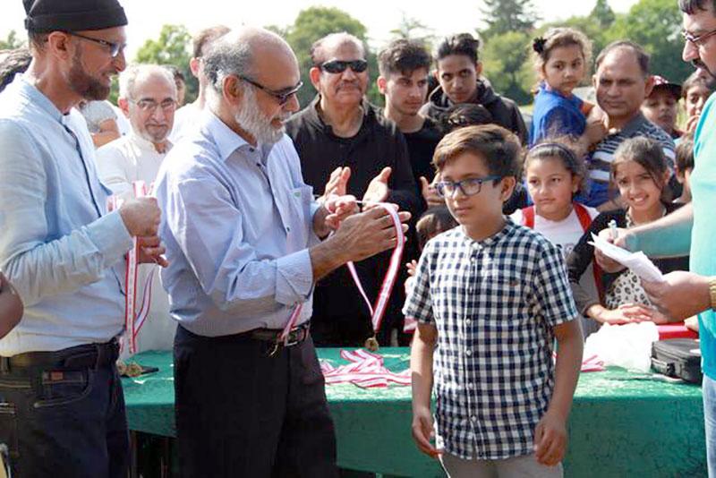 ڈنمارک: منہاج سکول آف اسلامک سائنسز کا سالانہ سپورٹس فیسٹیول 2019