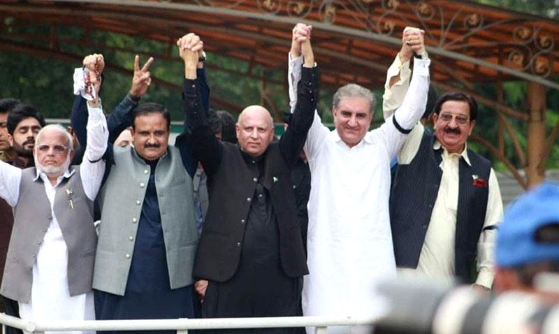عوامی تحریک کے سیکرٹری جنرل خرم نواز گنڈاپور کی گورنر پنجاب کی طرف سے اہل کشمیر کے ساتھ اظہار یکجہتی ریلی میں شرکت