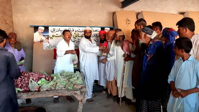 منہاج القرآن کے زیراہتمام لوئر سندھ میں اجتماعی قربانی کا اہتمام