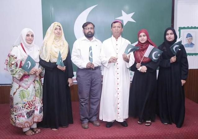 انٹرفیتھ یوتھ کانفرنس میں منہاج القرآن کے رہنماء سہیل احمد رضا کی شرکت