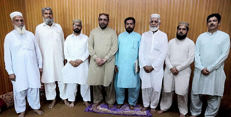 لودھراں: تحریک منہاج القرآن پی پی 227 کی تربیتی نشست