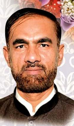 حضرت امام حسین علیہ السلام عدل و انصاف اور حریت و آزادی کے علمبردار تھے: رفیق نجم