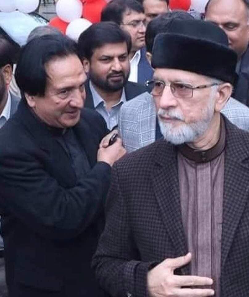 ڈاکٹر طاہر القادری کا سابق ٹیسٹ کرکٹر عبدالقادر کے انتقال پر دلی افسوس کا اظہار
