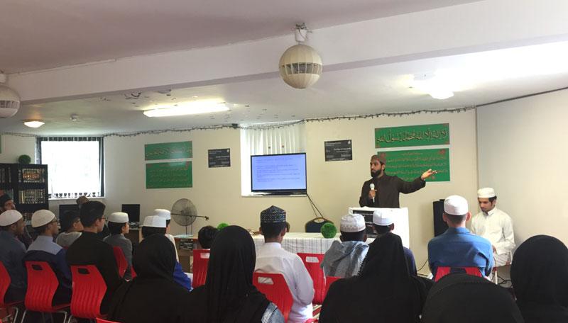 منہاج القرآن نارتھمپٹن کے زیراہتمام دو روزہ یوتھ سیمینار 2019