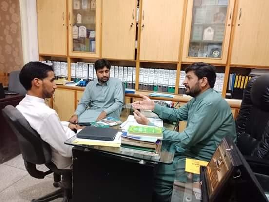 آزاد کشمیر میں یوتھ سٹڈی سرکل کا جلد اجراء ہو گا: مظہر محمود علوی