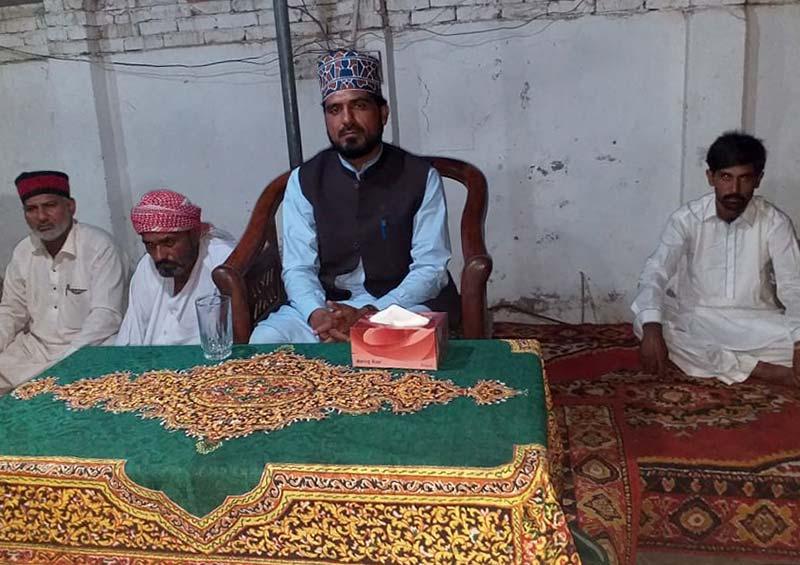 منہاج القرآن شکار کے زیراہتمام درس قرآن