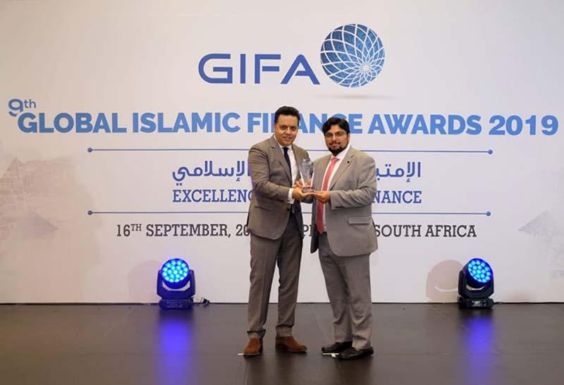Dr. Hussain Mohi-ud-Din Qadri wins GIFA International Award