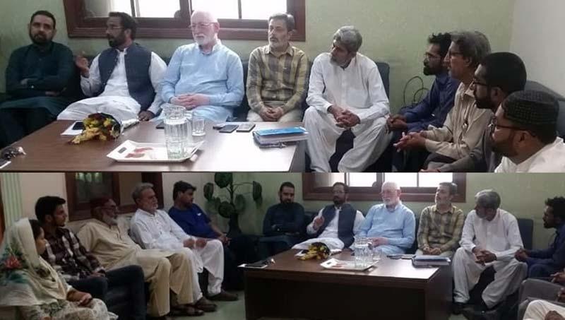ڈاکٹر طاہرالقادری ایک فکر و نظریے کا نام ہے: صدر پاکستان عوامی تحریک قاضی زاہد حسین
