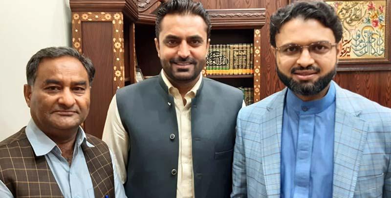 ڈاکٹر طاہرالقادری کا سیاست سے ریٹائرمنٹ کا فیصلہ ملکی تاریخ پر گہرے اثرات مرتب  کرے گا: قاضی شفیق و غلام علی حان