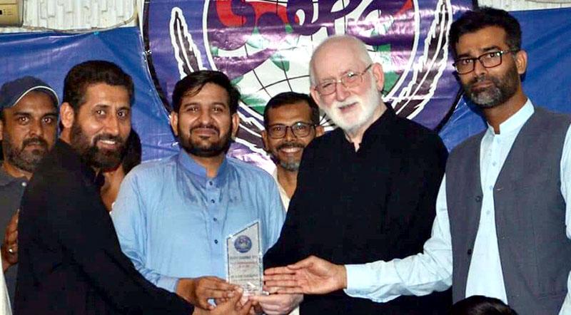 علم اور امن منہاج القرآن یوتھ لیگ کے نوجوانوں کی شناخت ہے: قاضی زاہد حسین
