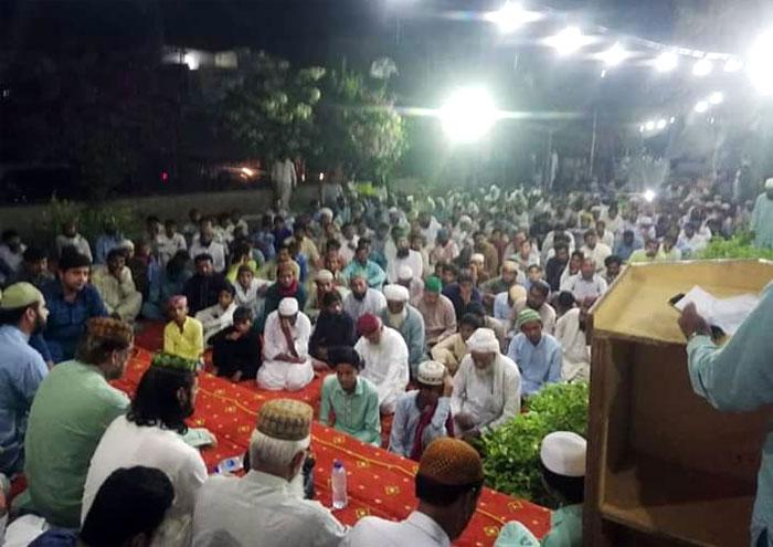 راجن پور: تحریک منہاج القرآن کے زیرانتظام ''سیدالشہداء کانفرنس''