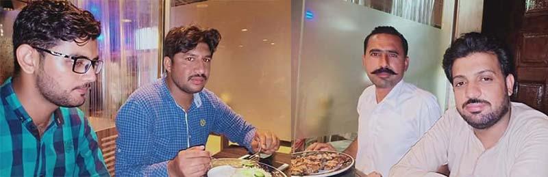 منہاج یوتھ لیگ کا لاہور میں عشائیہ