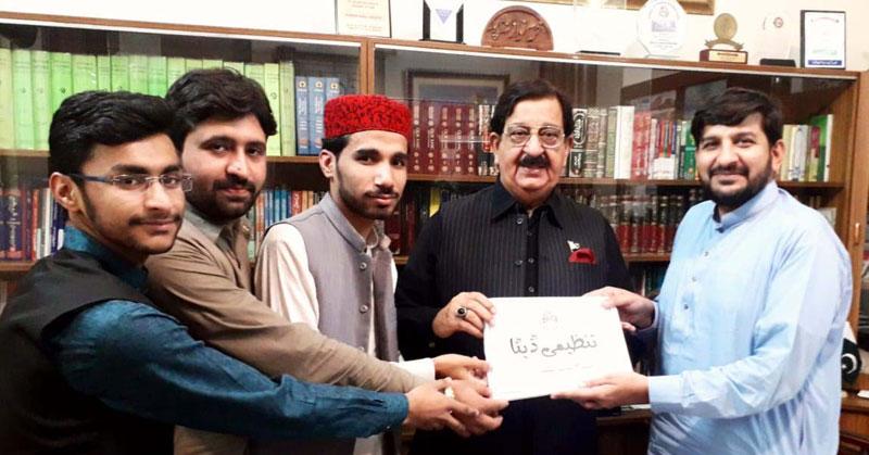 منہاج القرآن یوتھ لیگ کا ملک بھر میں ممبر شپ مہم شروع کرنے کا اعلان