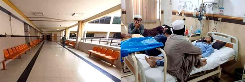 ڈاکٹرز اور طبی عملے کی ہڑتال سے غریب مریض متاثر ہو رہے ہیں: خرم نواز گنڈاپور