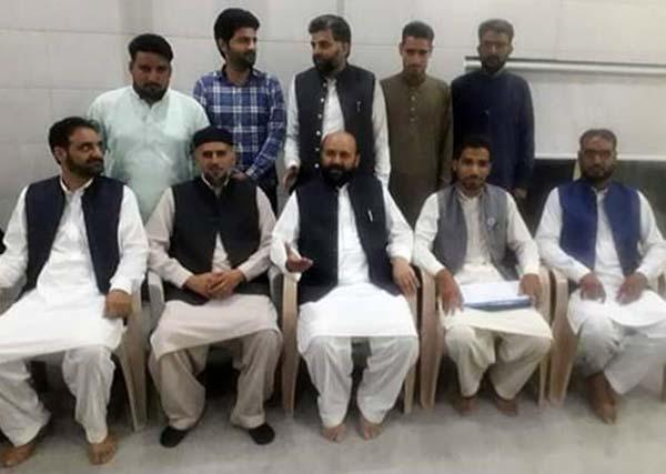 تحریک منہاج القرآن آزادکشمیر کی مرکزی کوآرڈینیشن کونسل کا اجلاس