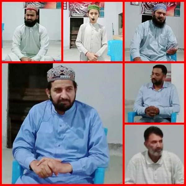 کراچی میں فکر امام حسین علیہ السلام یوتھ کنونشن