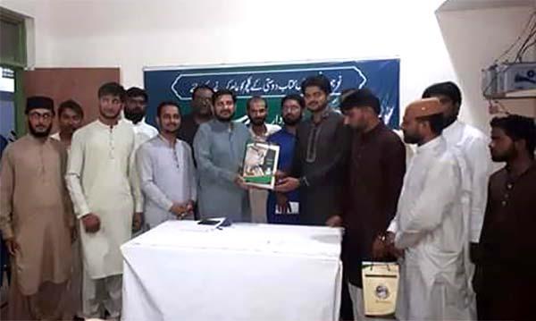 رحیم یار خان میں یوتھ سٹڈی سرکل کا اجراء