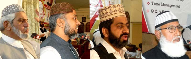 چکوال میں منہاج القرآن کے جملہ فورمز کا ورکرز کنونشن