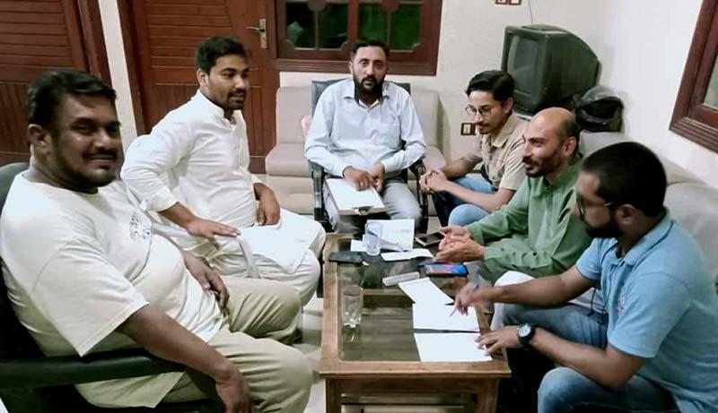 منہاج القرآن کراچی کے زیراہتمام میلاد کانفرنس کی تیاریوں کے لیے عوامی رابطہ مہم و اجتماعات