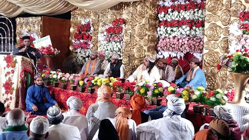 بابا ولی محمد سرکار کے سالانہ عرس پر علامہ لطیف مدنی کا خطاب