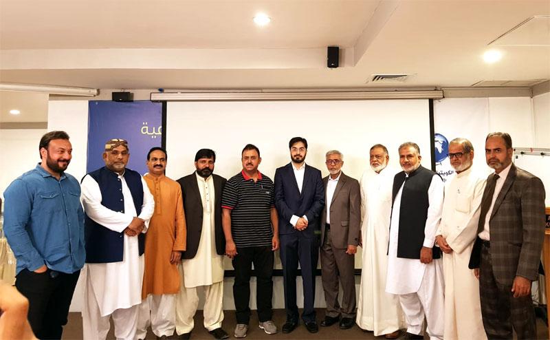 کویت: منہاج القرآن انٹرنیشنل کی ایگزیکٹو کونسل و جملہ فورمز کے عہدیداران کا  اجلاس