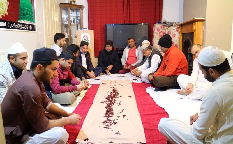 آئرلینڈ: تحریک منہاج القرآن کے زیراہتمام ڈبلن میں ماہانہ درودوسلام کی روحانی محفل کا انعقاد