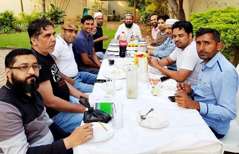 منہاج القرآن انٹرنیشنل نٹال کا تنظیمی اجلاس