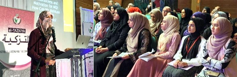 Minhaj Sisters UK holds Al-Tazkiya camp 2019 - Day 3