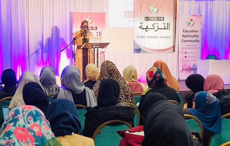 Minhaj Sisters UK holds Al-Tazkiya camp 2019 - Day 4